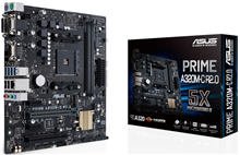 ASUS PRIME A320M-C R2.0 AM4 Motherboard